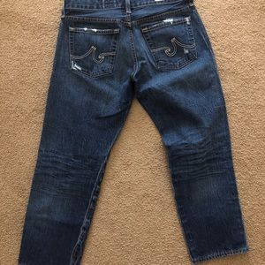 Ag Adriano Goldschmied Jeans - AG distressed jeans Adriano Goldschmied